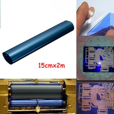 15CM PCB Photosensitive Dry Film Replace Thermal Transfer Board Length 2M