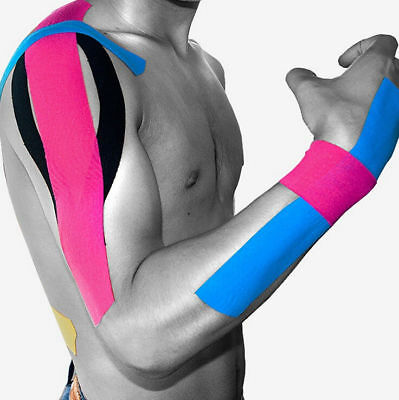 1 Roll High-quality Elastic Sports Muscle Tape Marathon Bodybuilding Pain Care
