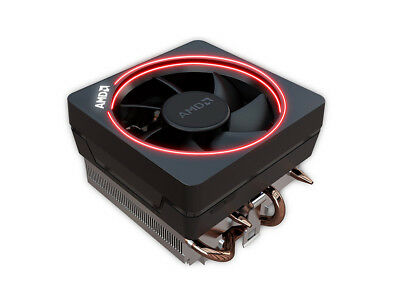 AMD Wraith Max RGB CPU Cooler 199-999575 suit Socket AM4, AM3+ FM2+ Mainboards