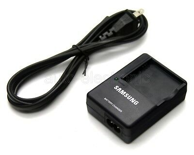 Battery Charger for Samsung PL150 ST45 ST50 ST500 ST550 ST600 TL90 TL100 TL205