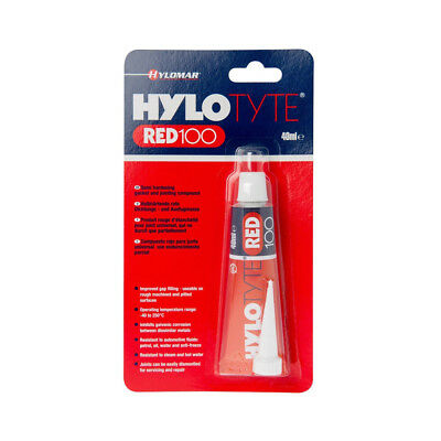 Hylomar hylotyte red100 40ml 50g
