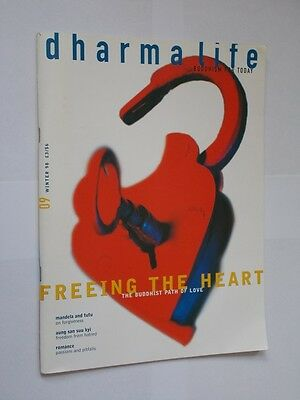 Dharma Life Buddhism For Today Issue 09 Winter 1998.