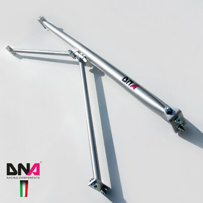 Dna Racing Kit Barra Duomi Posteriore C T Renault Clio 3 Iv 4 Rs Inclusa Trophy