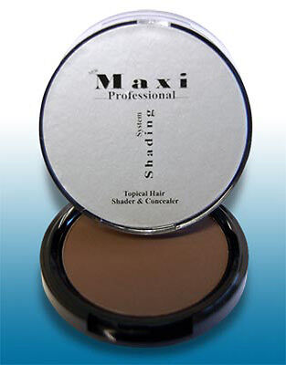 Maxi Shader Hair Loss Concealer and instant hair thickener - 10gm - Long lasting