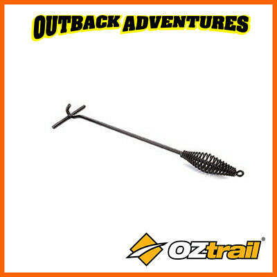 OZTRAIL LID LIFTER 43cm DUTCH CAMP OVEN COOKING ESSENTIAL FREE POSTAGE