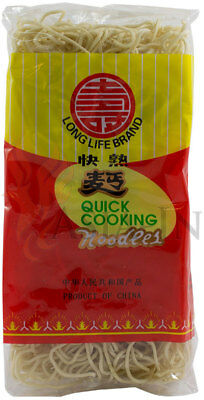 Quick Cooking, Schnellkochende Nudeln, Long Life 500g