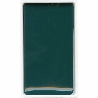 ZIG Kuretake Gansai Tambi Water colour single pan - Green - No. 55