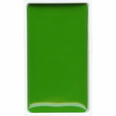ZIG Kuretake Gansai Tambi Water colour single pan - May Green - No. 51