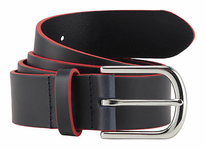 Aston Martin Racing Team Leather Belt-New-Le Mans Free Uk Ship