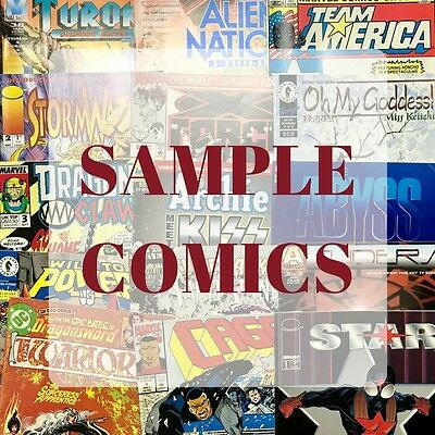 Huge Lot of 100 COMIC BOOKS DC MARVEL Independents READING COPIES Awesome Deal!!