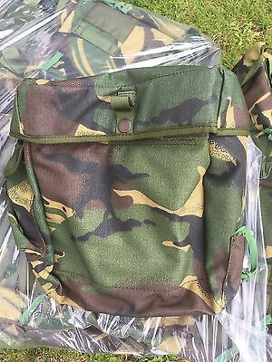 British Army DPM S10 Respirator/Gas Mask/Haversack / Case  / Bag NEW AND UNUSED