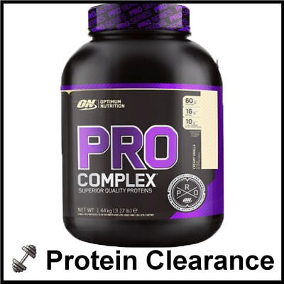 Optimum Nutrition ON Pro Complex Gainer 1.44kg Muscle Gain OUT OF DATE