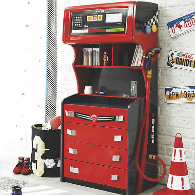 Cilek Champion Racer Fuel Pump Chest- 3 Drawers