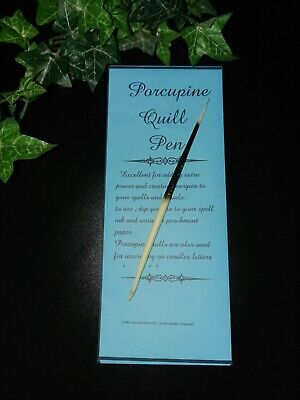 Porcupine Quill Pen Spell Supplies Spells Altar Witchcraft Pagan Wiccan