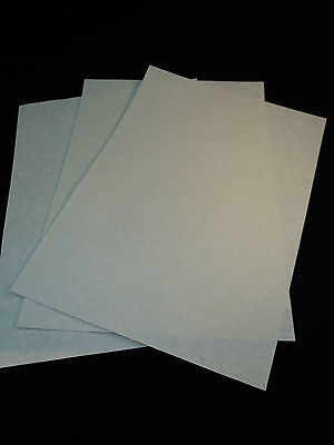 Parchment paper 3 sheets of A 4 spell supplies Spells doves ink book of shadows