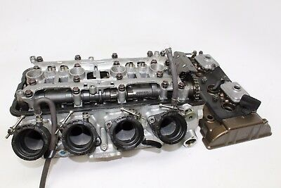 2001 2002 Kawasaki Ninja Zx6 Top End Engine Cylinder Head OEM COMPLETE*