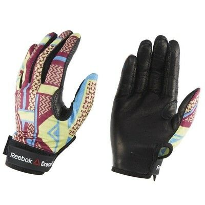 Reebok Womens CrossFit Competition Gloves Hero Yellow/Multi
