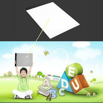 Pratical A4 LED Light Pad Copy Pad Drawing Tablet LED Tracing Painting Board`