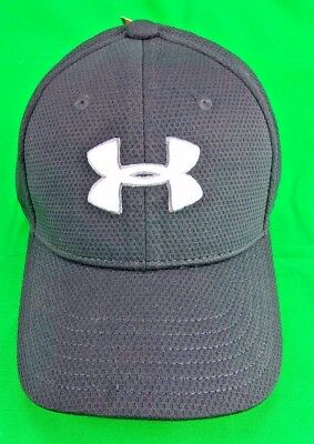 77b371ab8a7 UNDER ARMOUR YOUTH Boys Hat Gray And Black Size Medium Size 4 Years ...