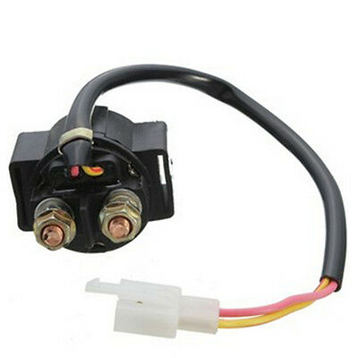 Universal Starter Relay Solenoid For Pit Monkey Quad Bike Scooter Motorcycle hot