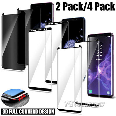 Case Friendly Tempered Glass Screen Protector For Samsung Galaxy Note 9 S9 S10+