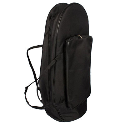 Padded Oxford Cloth Bag Case Large Capacity for French Tenor Horn Tuba Part