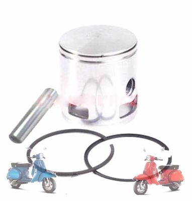 Vespa Px Lml Star Stella Piston  Kit Assly 1St O/s 58.0 Mm Flat Head @aud