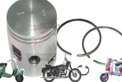 Vespa Piston Kit Assembly Std 66.50 Mm Px 200  Px200E Efl Cosa @aud