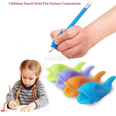 10PCS/Lot Children Pencil Holder Writing Hold Pen Grip Posture Correction Tool