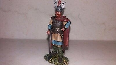 Lead soldier,Viking warrior 10th century,unpainted,handmade,collectable,rare