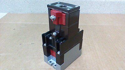 Cutler Hammer Type M 4 Pole Latched Relay With 120Vac Coil And Unlatch Coil 120V