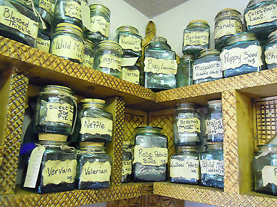 Magical Herbs witchcraft spells spell supplies Altar Pagan Wiccan