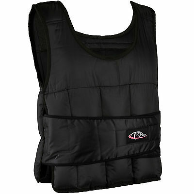 Weight Vest Running Training Fitness Sport Weight Loss Removable weights 15kg