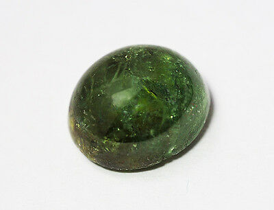e28.)  DEMANTOID  DEMANTOIDE  GRANAT  GARNET  NAMIBIA  CAB.  9,85CT