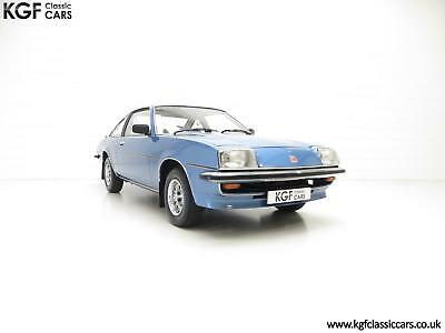 Probably The Best Vauxhall Cavalier Mk1 1900GLS Coupe with Just 17,115 Miles