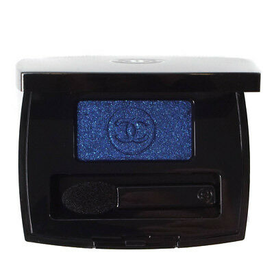 Chanel Ombre Essentielle Soft Touch Cool Blue Cobalt Shimmer Eyeshadow 116 Swing