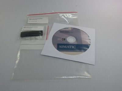 SIEMENS S7 WinCC Runtime Advanced PowerTags V14 6AV2104-0LA04-0AA0  (5039)
