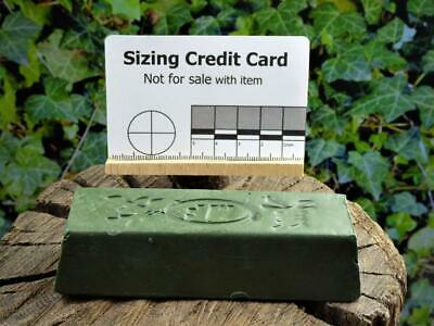Green Honing Compound leather strop abrasive Bushcraft Craftsmen Woodworkers DIY