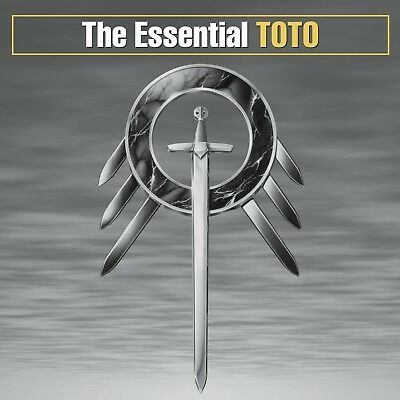 Essential Toto CD Best Of Greatest Hits Compilation Brand NEW Free Shipping
