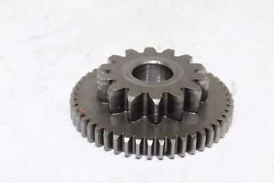 2001 2002 Kawasaki Ninja Zx6 Engine Starter Reduction Sprocket Gear OEM