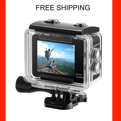 NO GOPRO 16MP Ultra HD  Sports Action Camera Waterproof  4K 1080p  CMOS Sensor