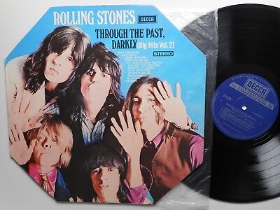 rolling stones   through the past, darkly (big hits vol.2)
