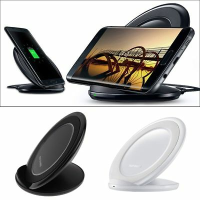 Wireless Charging Pad Qi Charger Plate For Samsung Galaxy S8 S7 S6 Edge Note 8 7