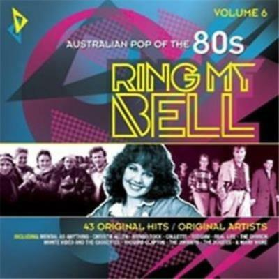 AUSTRALIAN POP OF THE 80S - Ring My Bell - Various Artists 2CD *NEW* 2017