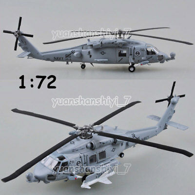 1/72 HH-60H aka SH-60 Seahawk helicopter HS-3 Tridents diecast plane Easy model
