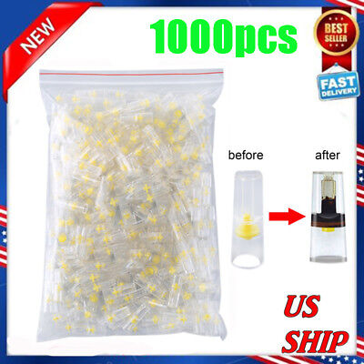 Bulk Cigarette Filter Tips (1000 Filters) Block, Filter Out Tar&Nic US STOCK OY