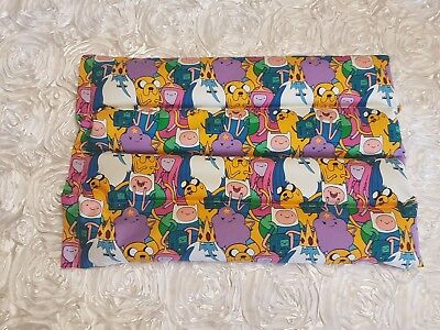 3kg weighted lap blanket adventure time print