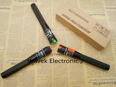 1mW 10mW 20mW 30mW Visual Fault Locator Fiber Optic Laser Cable Tester Equipment