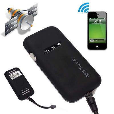 Quad Band GSM GPRS GPS Tracker Vehicle Truck Car Realtime Track System TK110 EO