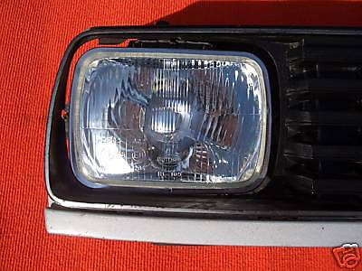2x US Golf 2 Scheinwerfer Westmoreland H4 NEU VW USA TOP headlight Rabbit GTI II